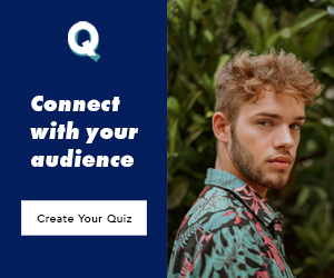 Build your own quizzes and assessments on Quizikly
